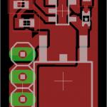 Pindmontaaž komponentidest skeem